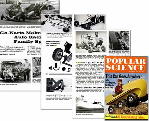 Stephen Burke archive at Kartbuilding Blog