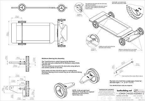 Pedal Car Plans Free http://blog.kartbuilding.net/